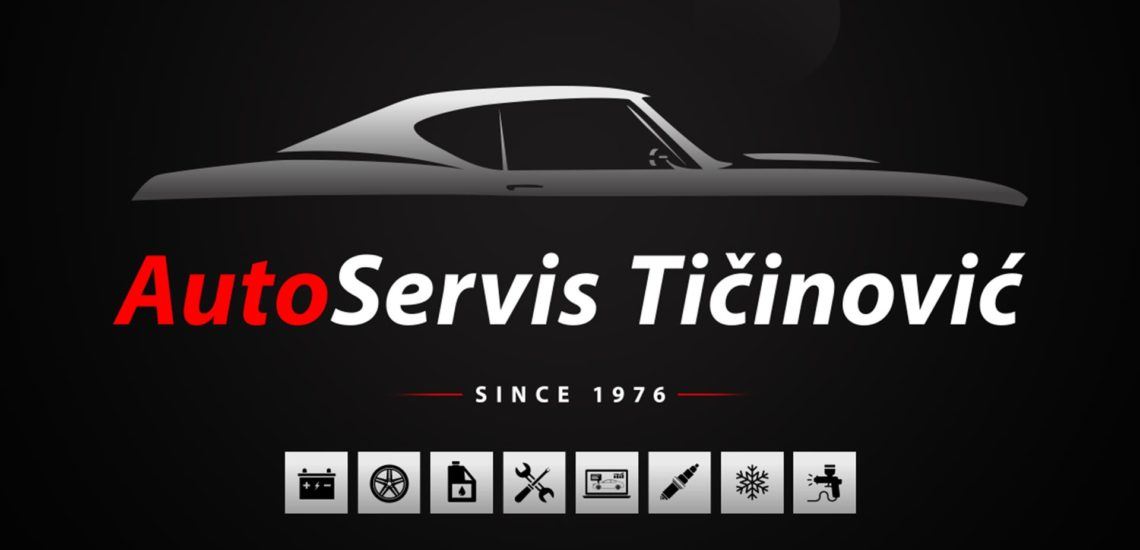 AutoServis Ticinovic Logo